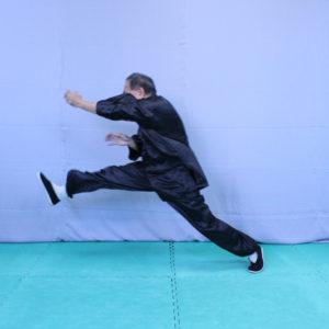 山田英司先生の「八極拳」秘伝個人教授
